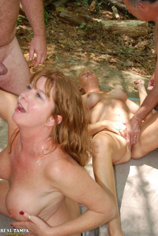 Dogging In A Public Park