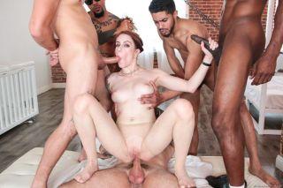 naked Anna De Ville *anna de ville *cyrus king