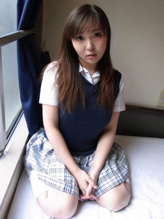 Busty Japanese Haruka Ohsawa