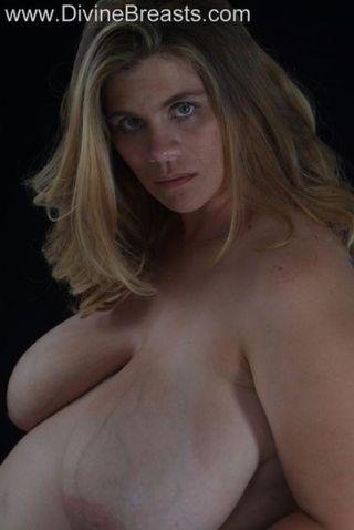 Preggo Large Breasts
