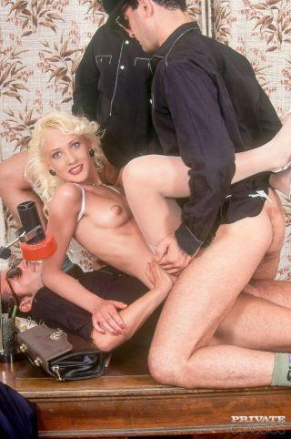 nude Stasha foursome classic