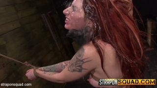 Sheena Rose Endures More Domination from Mila Blaz