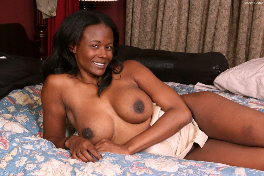 Brooke Carter Ebony Stunner