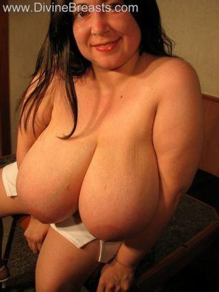 Busty BBW Latina