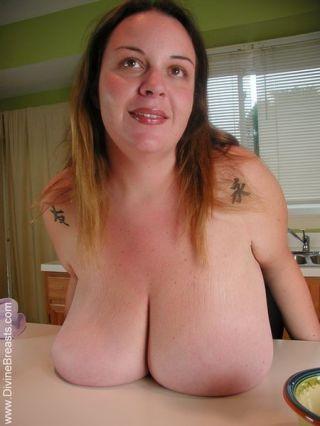 Massive Long Tits