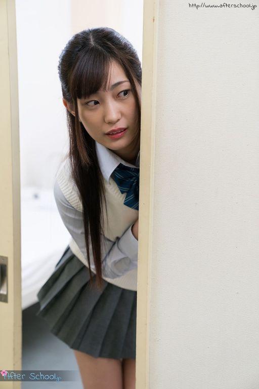 Akari Mitani 美谷朱里