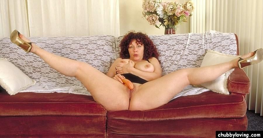 Yvette bbw mature