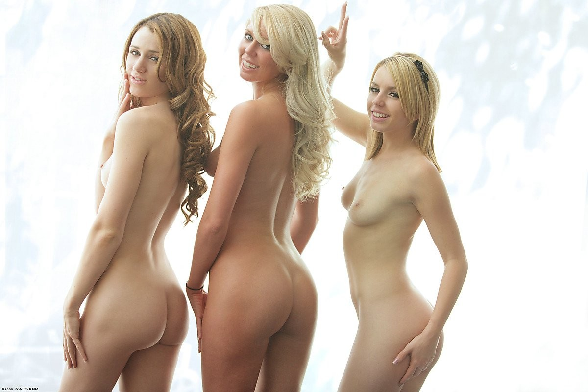 Nubile nude russian girls