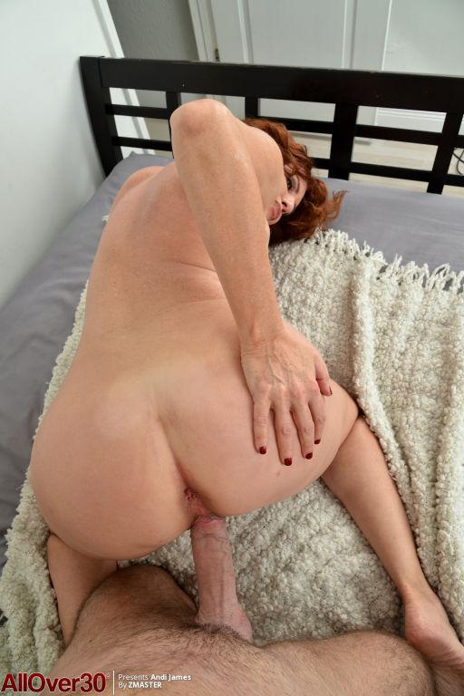 Andi James Redhead Sex