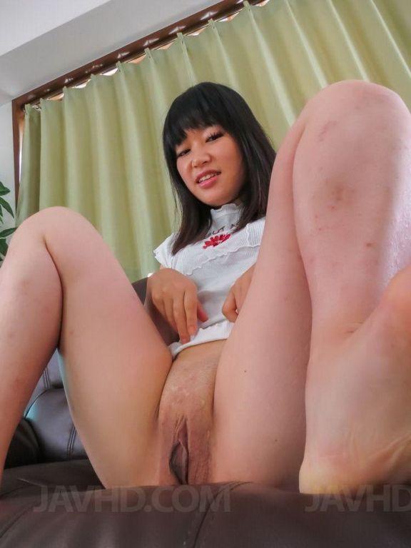 Asian Yumi Tanaka gets shaved before anal hardcore