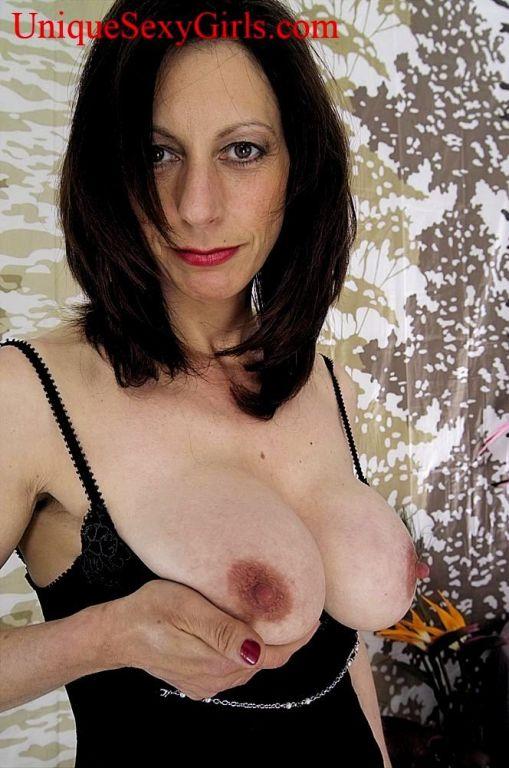 Kinky brunette making fun