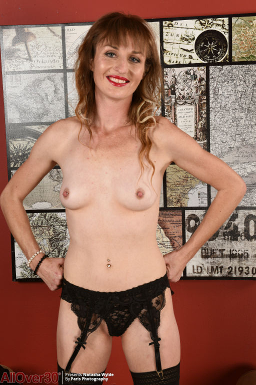 Natasha Wylde sexy lingerie