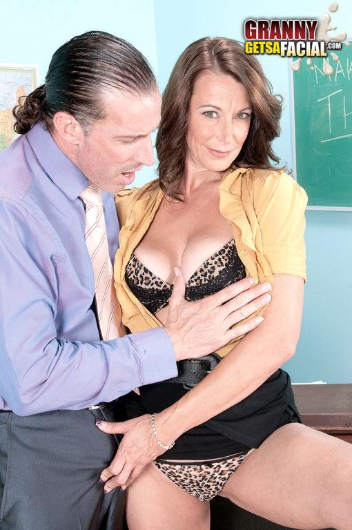 Teacher, teacher, teach me love!