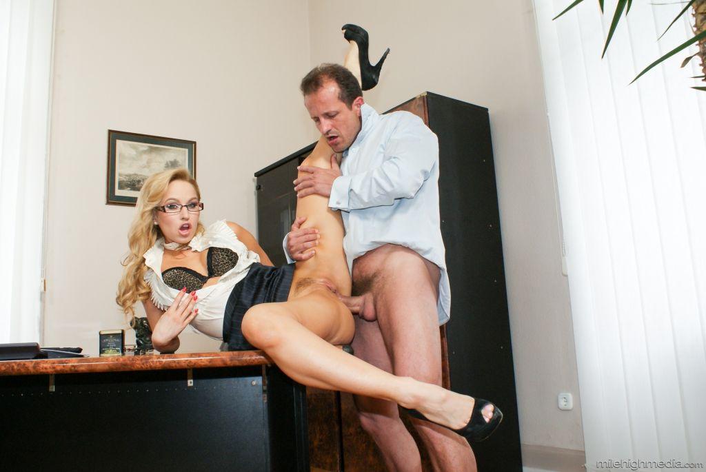 Office Sluts #02, Scene #04