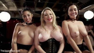 Sexy Anal Submissive's Serve BDSM Swingers' Ball