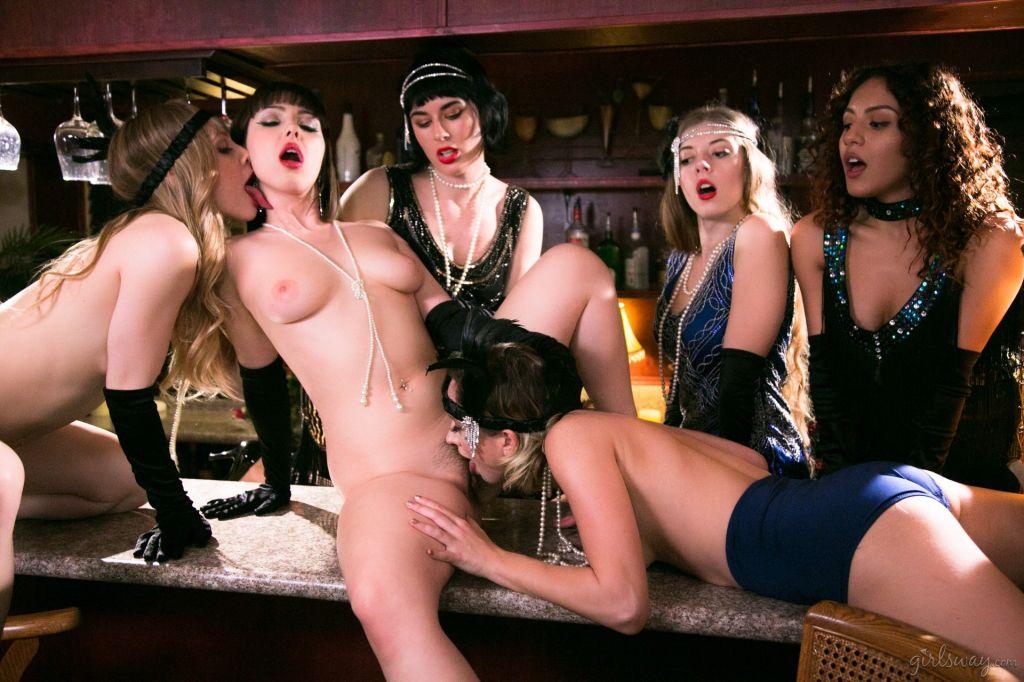 A Flapper Girl Story, Scene #01