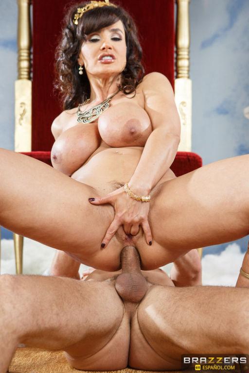 Busty queen needs something to satisfy her sex hun