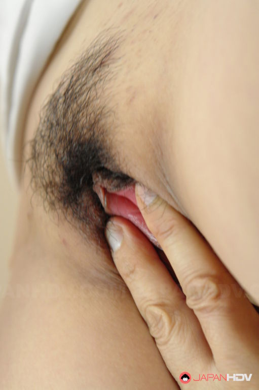 Jun Sena enjoys in a hot creampie