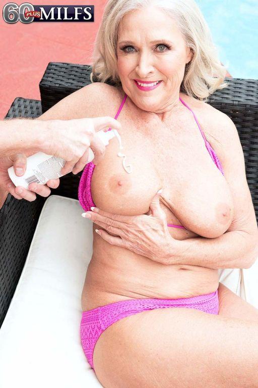 List of granny pornstars