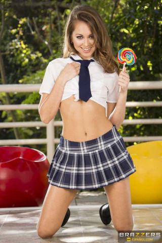 porn Riley Reid schoolgirl schoolgirl