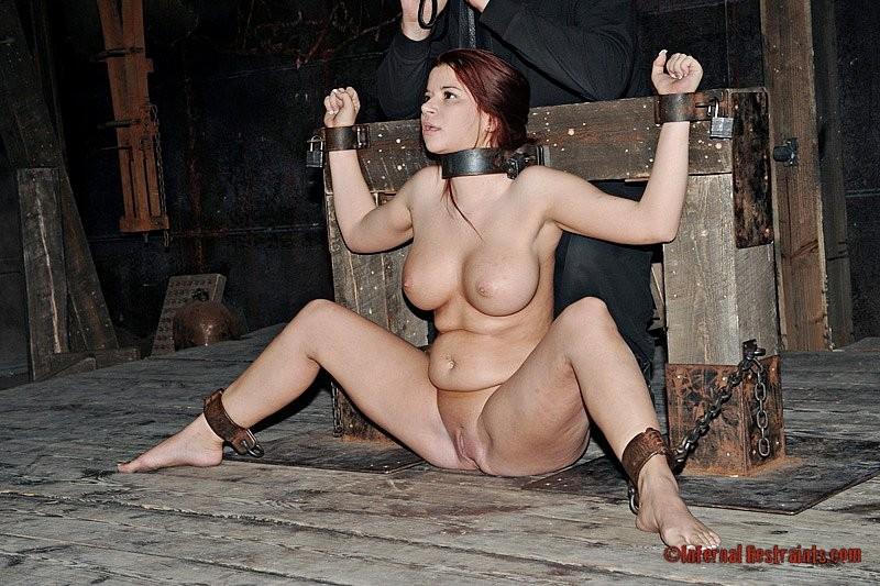 Sarah blake duct tape bondage really