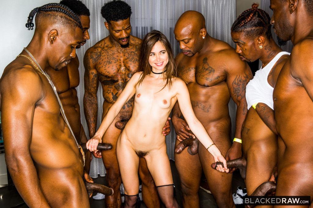чернокожых порно вечеринки