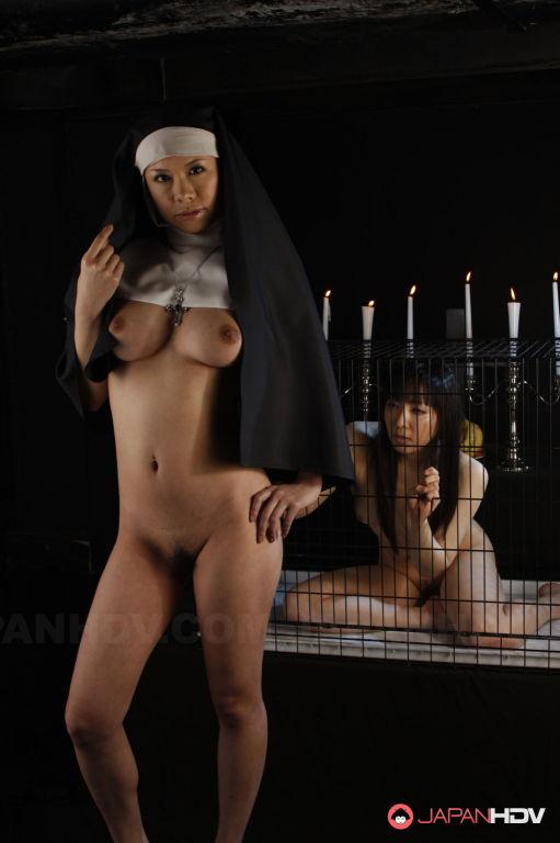 Black magic ward ladies showing off