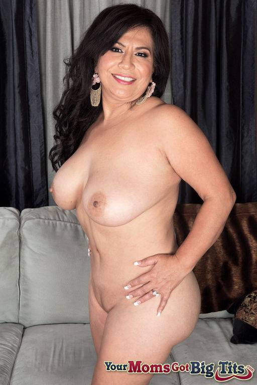 Big-titted, big-assed Latina Victoria, just for yo