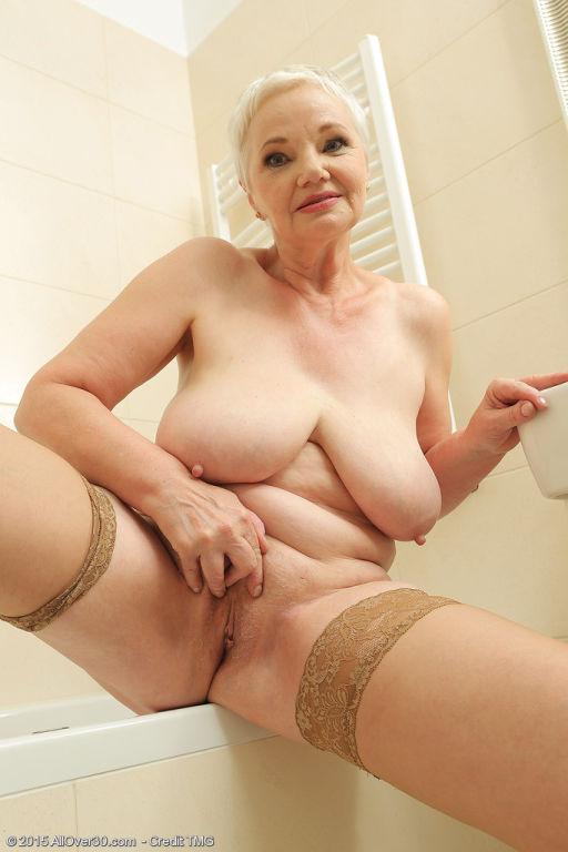60 Year Old Winnie Anderson from Bruntal, Czech Re