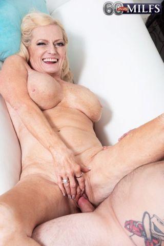 sexy Layla Rose granny hardcore