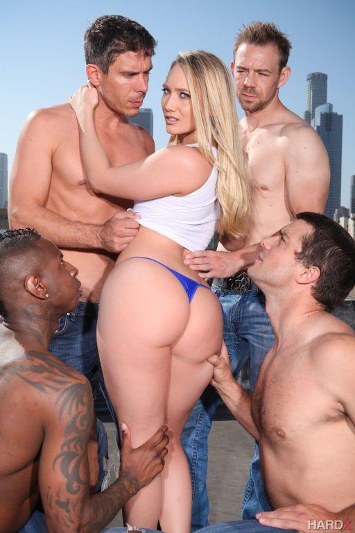 Amazing Blonde AJ Applegate set In GB Extreme Porn