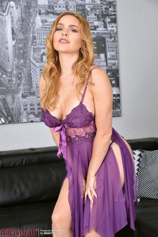 Beautiful Busty Krissy Lynn
