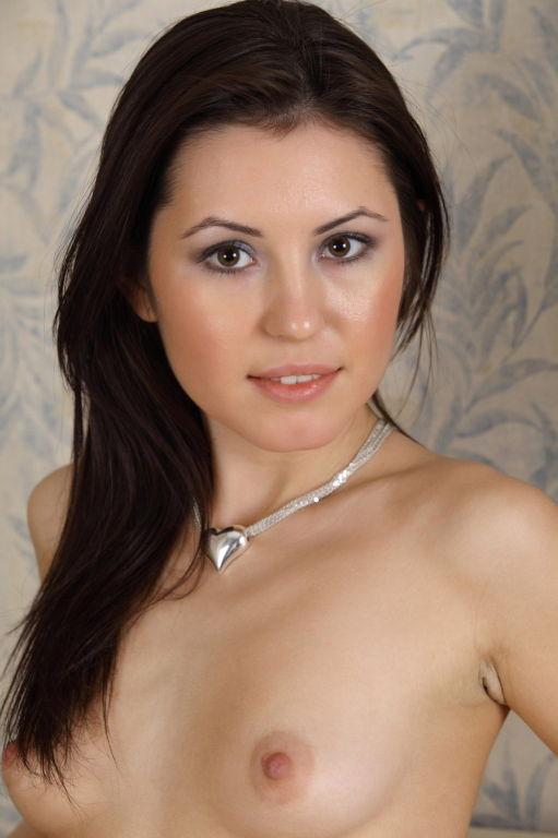 Young Russian webcams model Irina shows