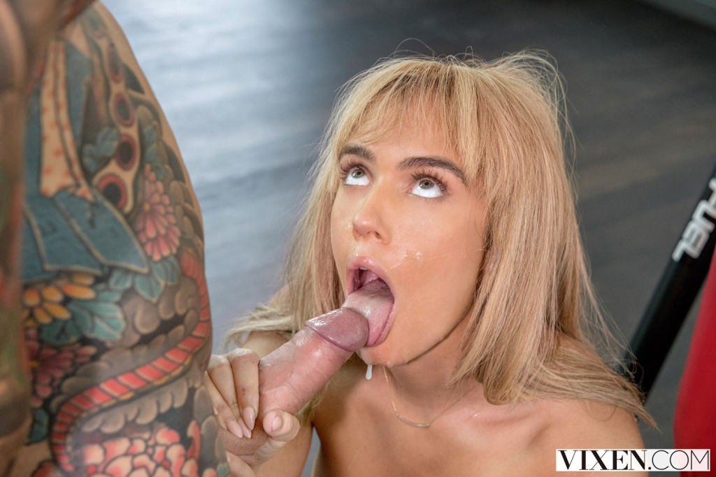 Athena Palomino enjoys wild sex with an MMA fighte