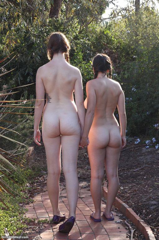 Nicole and Viola