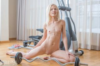 Hot sporty model
