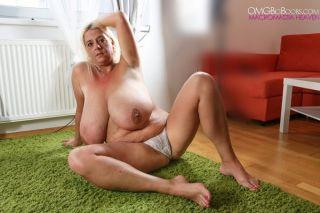 Emilia Boshe Huge Boobs Blonde