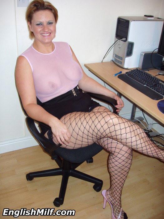 Secretary Huge ass