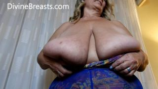 Mature Sagging Tits