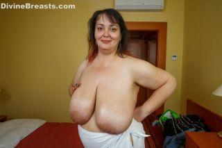 After Shower Big Tits
