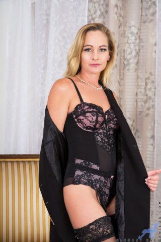 sexy Elegant Eve pussy stockings