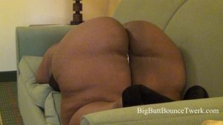 Big Black Butt Twerking