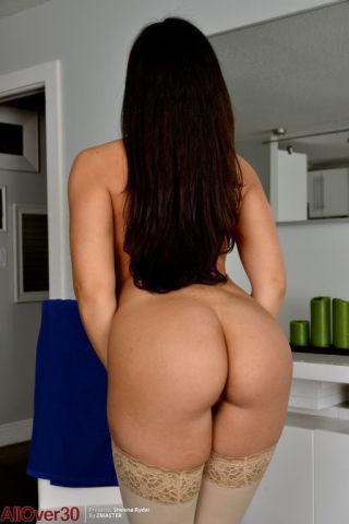 naked Sheena Ryder stripping wife