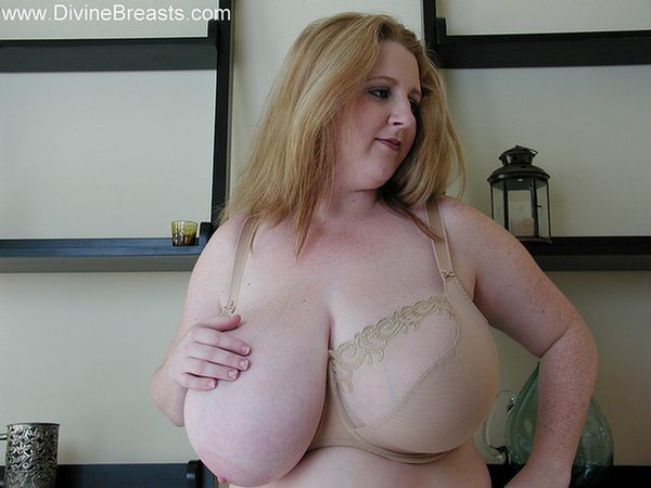 J cup tits naked