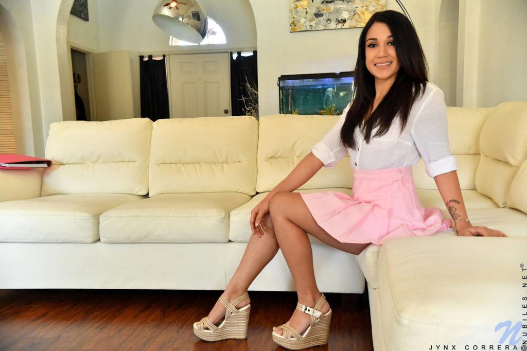 Jynx Correra in Bachelorette Party