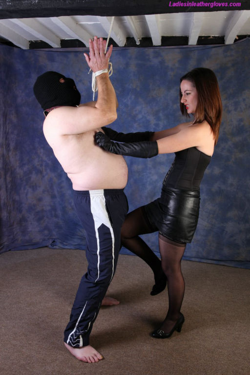 Honey will always be a dominant mistress