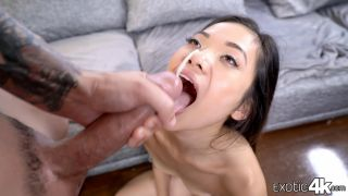 Exotic4k Tiny Asian Vina Sky Fucked anf Facialed