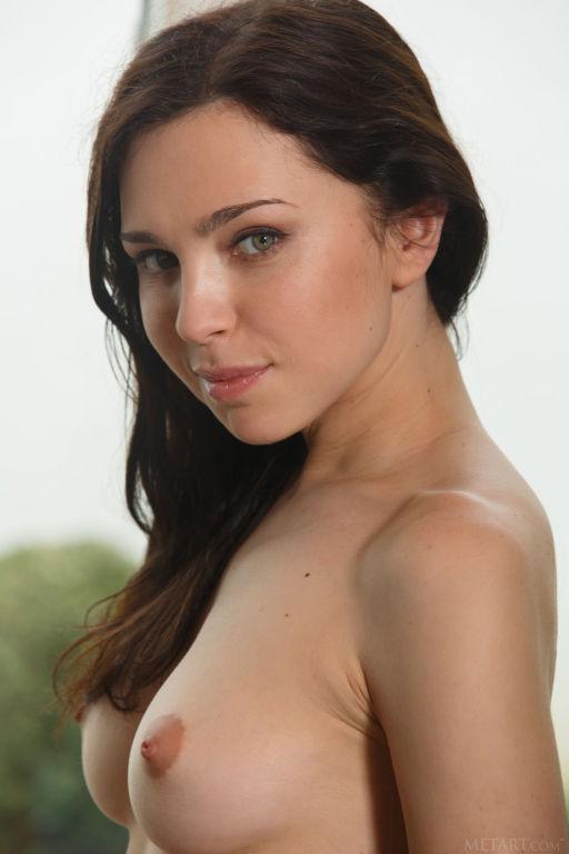 Young Russian model Anita E set Lekina by MetArt