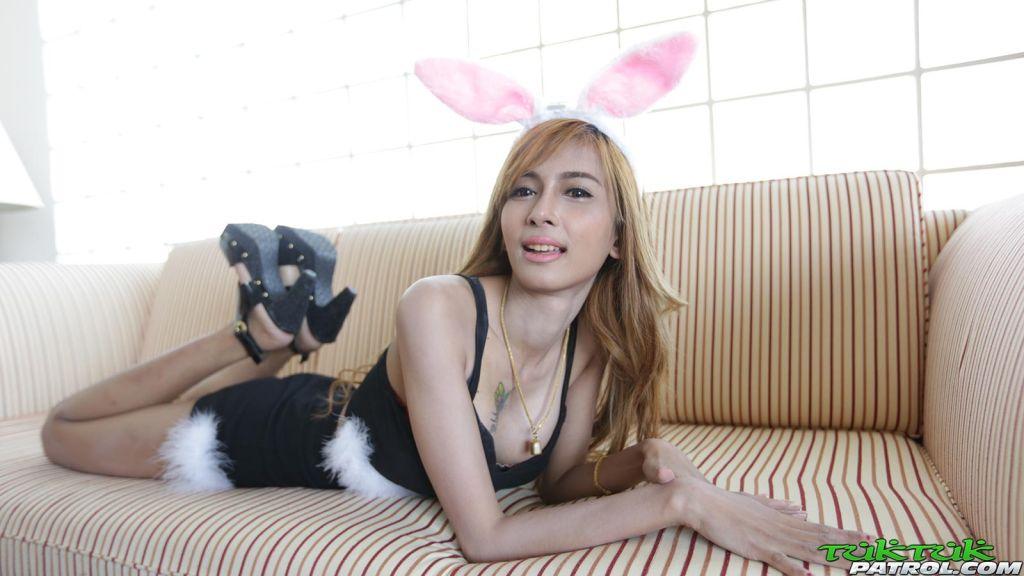 Skinny Thai Pussy Fucked