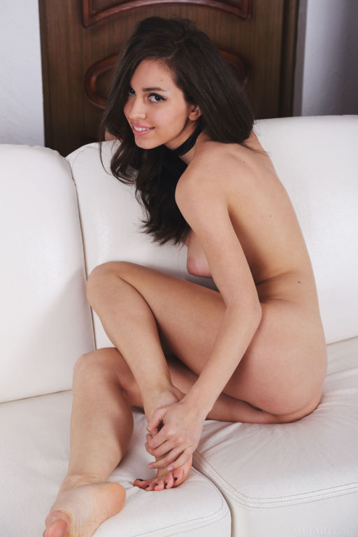 Young Russian model Helen H set Sastoji by MetArt